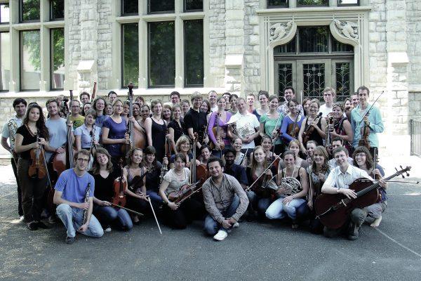 Variaton Projektorchester 2011